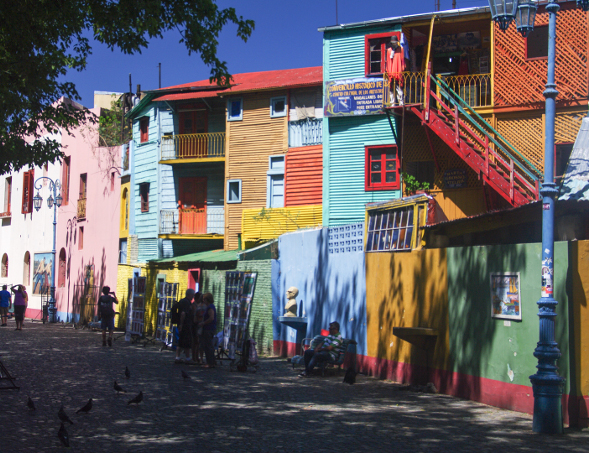 internship ba photo of la boca